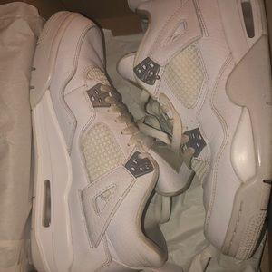 Air Jordan 4 Retro ( Pure Money )